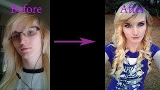 getlinkyoutube.com-*New* My Transition M2F (Male to Female, Transgender) 4 Months into HRT