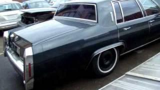getlinkyoutube.com-Cadillac Deville 6.2 Diesel