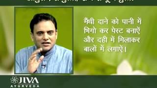 getlinkyoutube.com-Hair Care Special on Arogya Mantra (Epi 45 part 3) - Dr. Chauhan's TV Show on IB