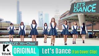 getlinkyoutube.com-[Fan Cover Clip] LOVELYZ(러블리즈)_Ah-Choo