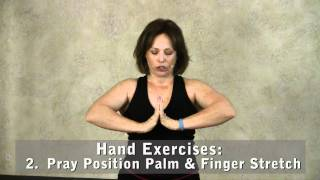 3 Hand & Finger Exercises for Improved Flexibility