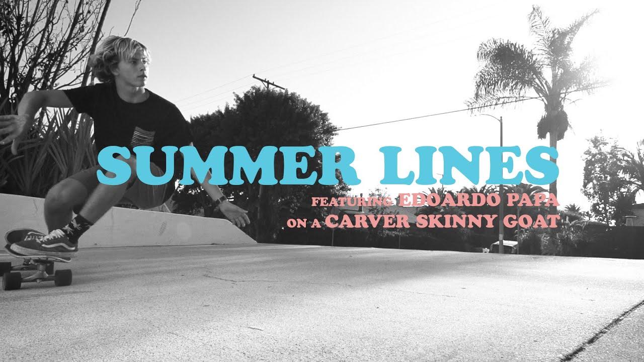 Summer Lines