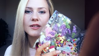 Sweet Cute and Sticky 💟 ASMR | Whisper | Stickers | Crinkles
