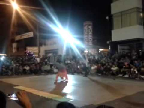 BBOY LIL G VS DALAIR - POWERMOVES BATTLES 2014