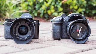 getlinkyoutube.com-Panasonic GH4 vs Sony A7s Review - 4k vs ISO