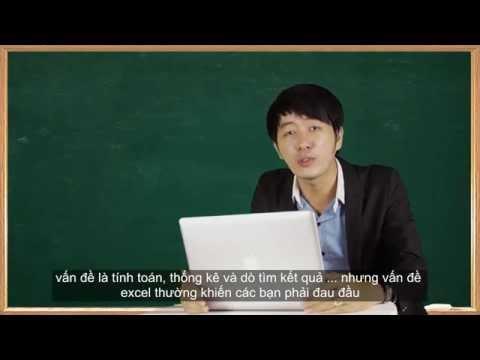 Khoá Học Excel Nâng Cao