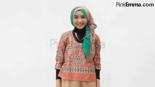 getlinkyoutube.com-Tutorial Hijab Wisuda