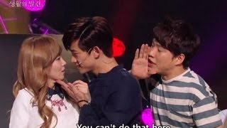Discoveries in Life | 생활의 발견 - with 2PM (Gag Concert / 2013.06.08)