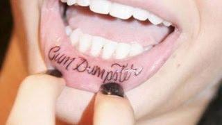 getlinkyoutube.com-Worlds Worst Tattoos!!!!