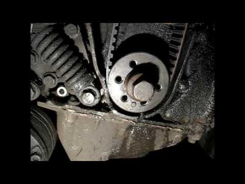 Где в Alfa Romeo 147 находится ремень генератора