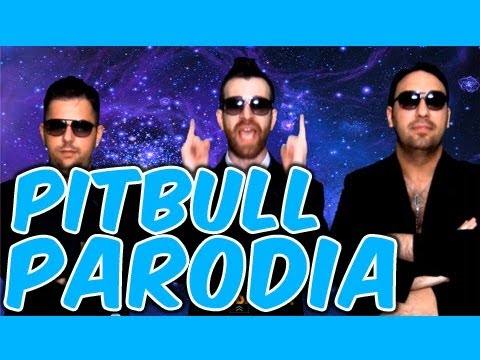 GIOILPEGGIORE - Pitbull - International Love - PARODIA-SPOOF