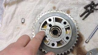 getlinkyoutube.com-Ford 4.6L 3v & 5.4L 3v Camshaft Phaser Knock Explained