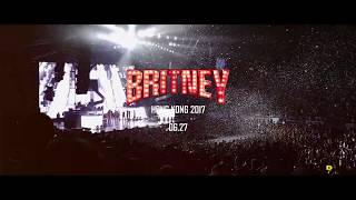 Britney Spears - Till the World Ends (Britney: Live in Hong Kong 2017)