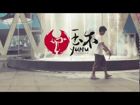 Yumu Kendama - Peg Trick 1