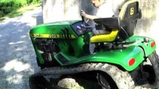 getlinkyoutube.com-Custom Built John Deere 317 Crawler