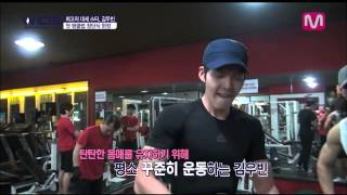 getlinkyoutube.com-[ENGSUB]Endless attractive guy Kim Woo Bin's charming points!