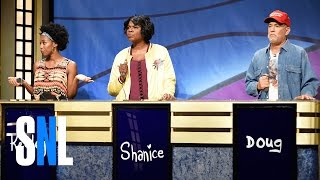 Black Jeopardy with Tom Hanks - SNL width=