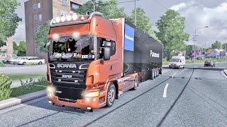 getlinkyoutube.com-Scania V8 R730 ETS2 (Euro Truck Simulator 2)
