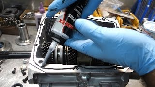Learn How To Rebuild a T5 Transmission - Sealing Tips