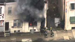 getlinkyoutube.com-Kensington philadelphia house fire