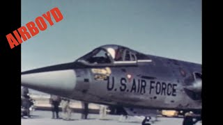 getlinkyoutube.com-Joe Jordan's F-104 Record Altitude Flight (1959)