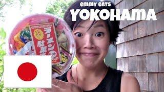 getlinkyoutube.com-Emmy Eats Yokohama | omiyage edition| ft. TabiEats