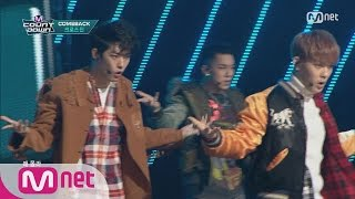 getlinkyoutube.com-CROSS GENE(크로스진) - NOONA,YOU   Comeback Stage M COUNTDOWN 160121 EP.457