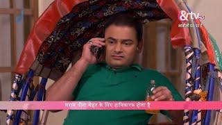 getlinkyoutube.com-Bhabi Ji Ghar Par Hain - Episode 42 - April 28, 2015 - Best Scene