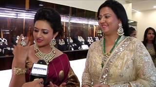 getlinkyoutube.com-Divyanka Tripathi aka Ishita of Yeh Hai Mohabbatein at Bikeneri Jewel Store opening