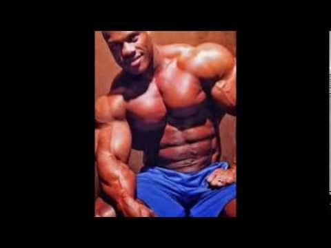 Best Body Building Arms And Abs : Rock Hard Phil Heath