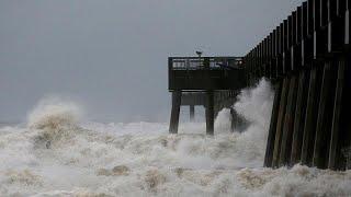 L'ouragan Michael frappe de plein fouet la Floride width=