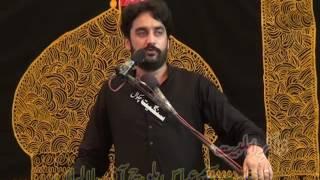 1 Muharram 2016 (1438) Zakir Waseem Abbas Baloch Rasul Nagar