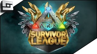 ARK: Survival Of The Fittest - SURVIVOR LEAGUE w/ DRAAX! ( Gameplay ) Part 1