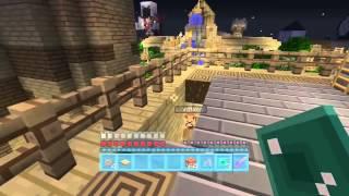 Minecraft Xbox   Lion Cub Park   TNT Cannon   Part 4