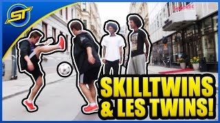 getlinkyoutube.com-SkillTwins x LesTwins - A Day With Our Inspirations!
