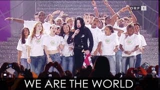 "getlinkyoutube.com-Michael Jackson - ""We Are The World"" live at World Music Awards 2006 - HD"