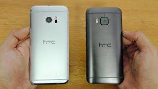 getlinkyoutube.com-HTC 10 vs One M9 - Review & Camera Test! (4K)