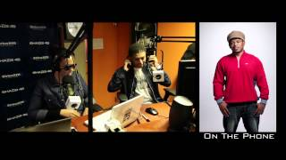Diggy - Accapella Freestyle (Live @ Sway In The Morning)