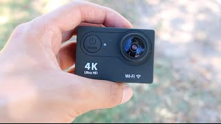 getlinkyoutube.com-4k Action Camera review!