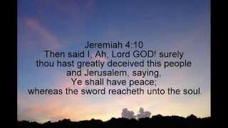 Would God deceive or lie?
