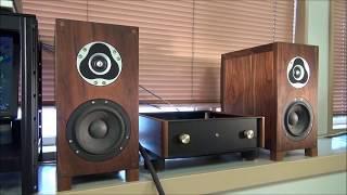 getlinkyoutube.com-アナログICアンプ の凄い音 ♪ ハイブリッド真空管アンプ♪♪