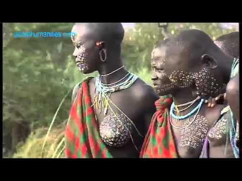 Stickfights and Lip Plates - the Surma, South West Ethiopia