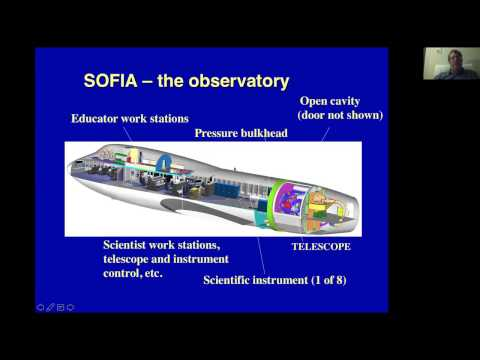 NSN Webinar: Astronomy from the Stratosphere with NASA's SOFIA Mission