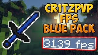 getlinkyoutube.com-Minecraft PvP Texture Pack - Cr1tzPvP Blue FPS BOOST EDIT Resource Pack NO LAG 1.11 1.10 1.9 1.8 1.7