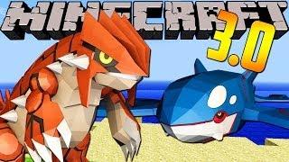 getlinkyoutube.com-Minecraft Pixelmon 3.0 Update (1.6.4) - ALL MODELS & SHINNIES SHOWCASE!