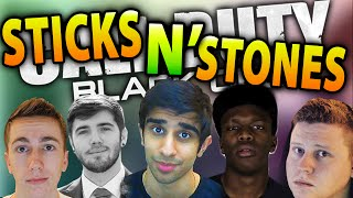 getlinkyoutube.com-CoD Black Ops 2 Wager Match #10 with Vikkstar (CoD Sticks & Stones)