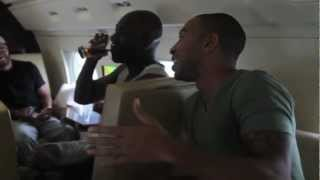 Ludacris - Ludaversal Vlog #3 (Swizz Beatz brings Ludacris to Cannes Part 1)