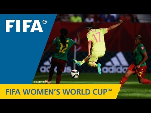 Japan vs Cameroon FIFA Womens World Cup 2015