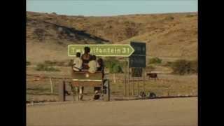 getlinkyoutube.com-4x4 Trekking in Africa (Part 4 - 4x4 Travel in Namibia - Marienfluss Valley to Twfelfontein)