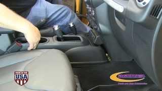 getlinkyoutube.com-Daystar Products 2011-2015 Jeep JK Lower Switch Panel Installation  KJ71034BK and KJ71034TN